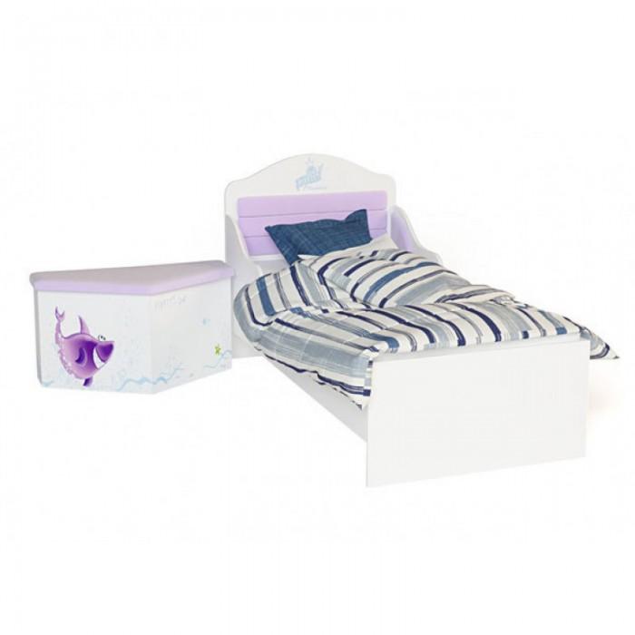 Купить Кровати для подростков, Подростковая кровать ABC-King корабль Pirates без ящика и носа 190x90 см