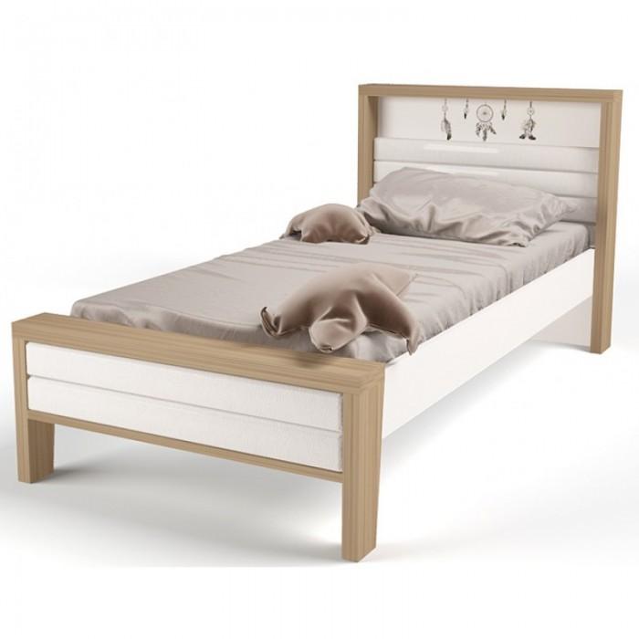 Подростковая кровать ABC-King Mix Ловец снов №2 с мягким изножьем 160х90 см фото