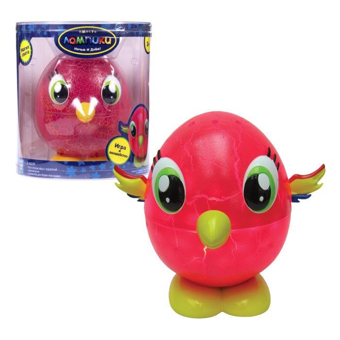 Картинка для Интерактивная игрушка 1 Toy Лампики Попугай (6 элементов)