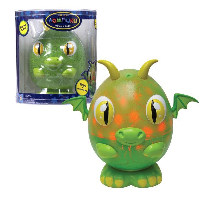Картинка для Интерактивная игрушка 1 Toy Лампики Дракон (10 элементов)