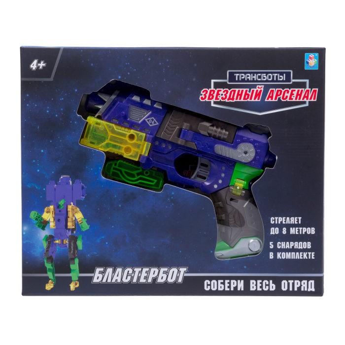 1 Toy Робот Трансботы Звёздный арсенал Бластербот