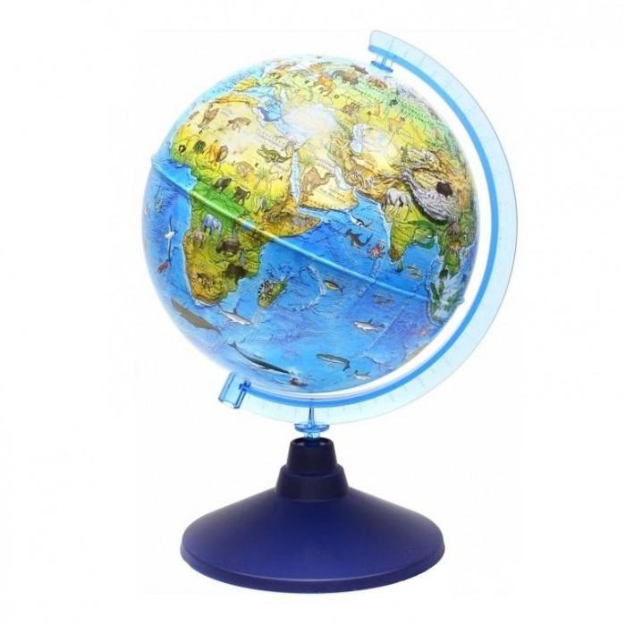 Глобусы Globen Глобус Зоогеографический 210 серия Евро