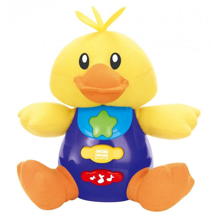 Развивающая игрушка Elefantino Утёнок