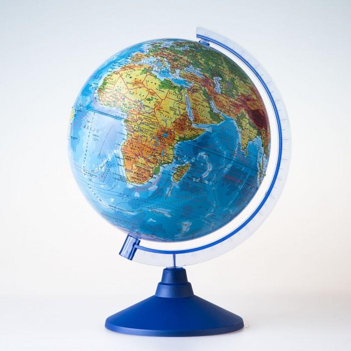Глобусы Globen Глобус Земли физический 250 серия Евро