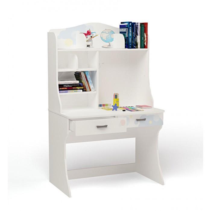 Детские столы и стулья ABC-King Стол с надстройкой Molly