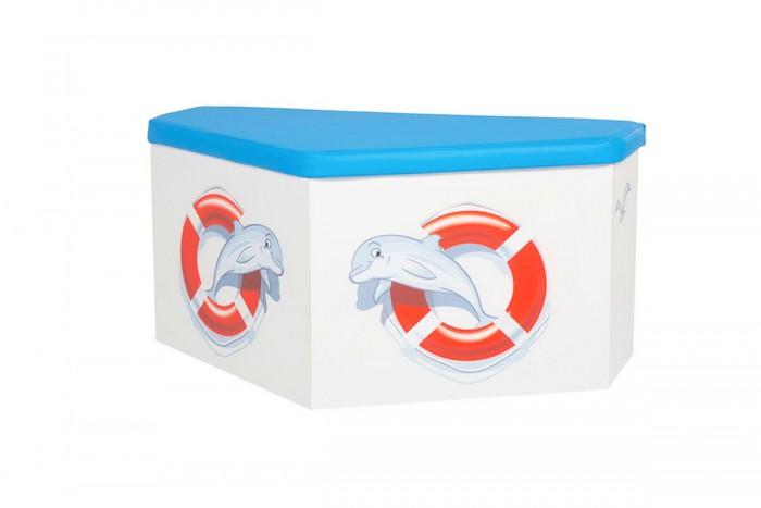 Ящики для игрушек ABC-King Ящик для игрушек Ocean ящики для игрушек abc king ящик для игрушек ocean