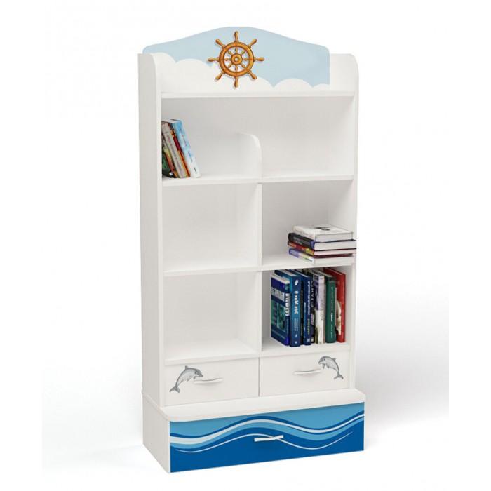 Шкафы ABC-King Стеллаж широкий Ocean