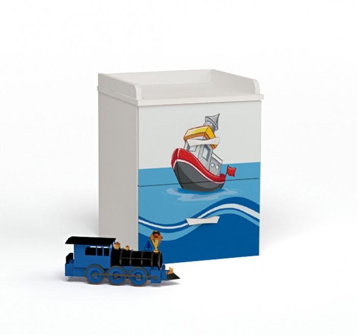 Комоды ABC-King Тумба прикроватная Ocean
