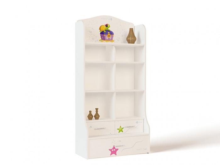 Шкафы ABC-King Стеллаж широкий Pirates