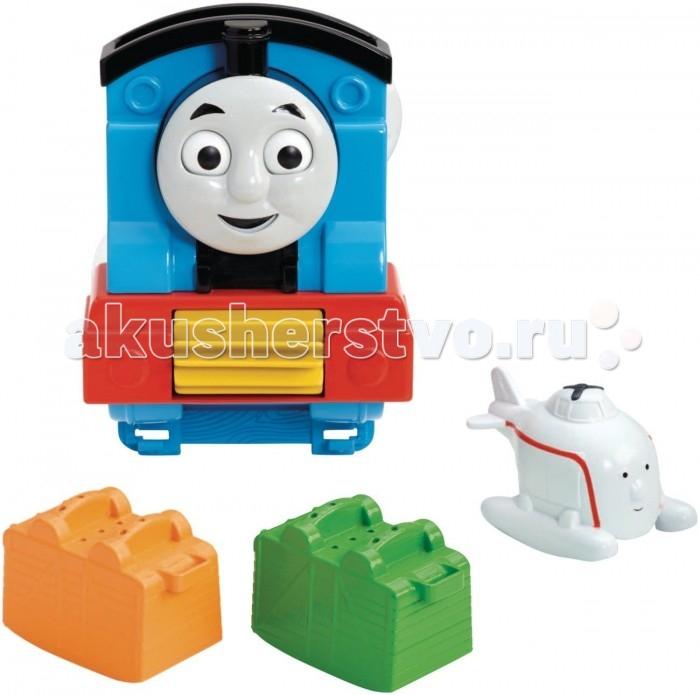 Игрушки для ванны Thomas & Friends Mattel Набор Веселое купание игрушки для ванны tolo toys набор ведерок квадратные