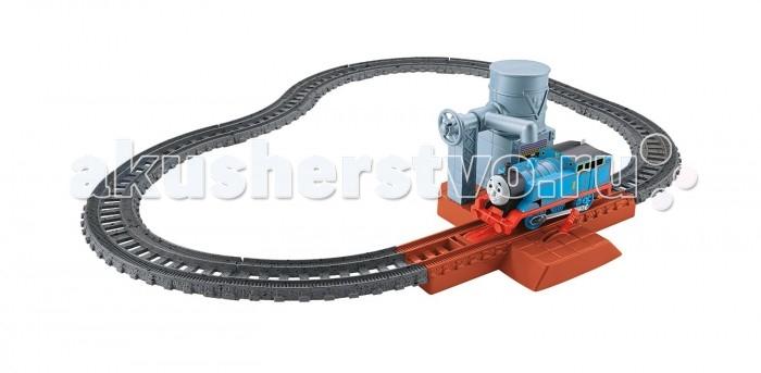 Железные дороги Thomas & Friends Mattel Томас и его друзья Водонапорная башня mattel раскопки динозавров томас и его друзья