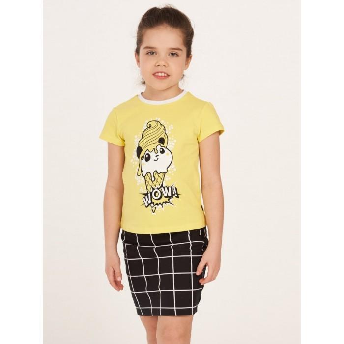 Купить Nota Bene Футболка для девочки Wow! в интернет магазине. Цены, фото, описания, характеристики, отзывы, обзоры
