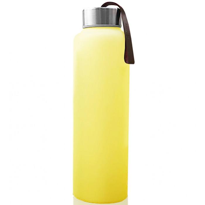 Купить Everyday Baby Стеклянная для воды с защитным силиконовым покрытием 400 мл в интернет магазине. Цены, фото, описания, характеристики, отзывы, обзоры