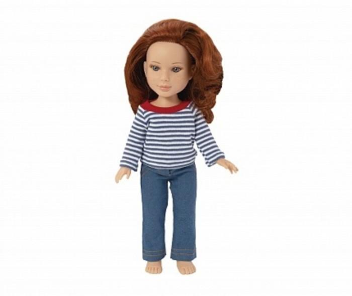 Картинка для Огонек Кукла Арина с веснушками