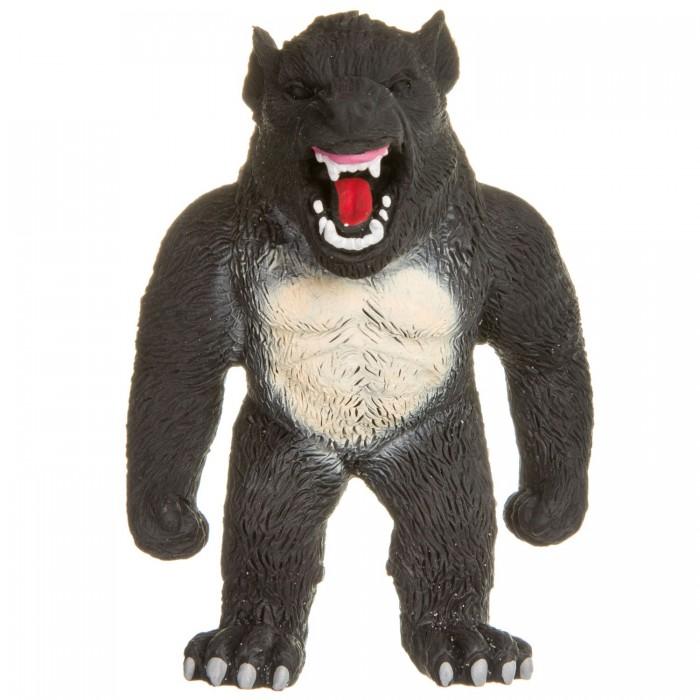 Купить Развивающие игрушки, Развивающая игрушка Bondibon Чудики Игрушка-тянучка Монстр Волк
