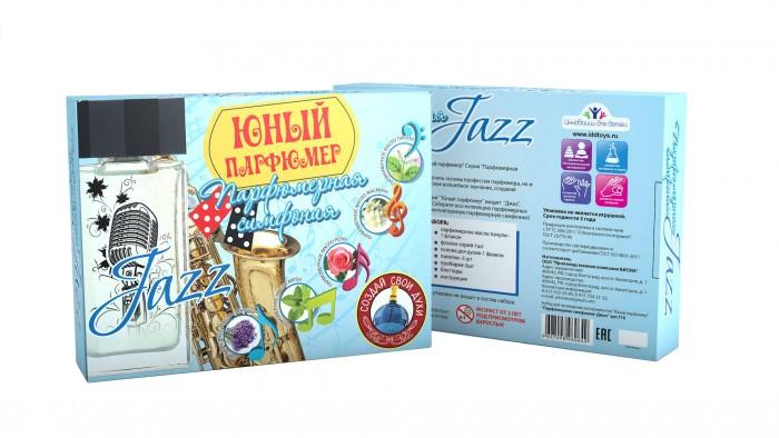 Наборы для творчества Инновации для детей Набор Парфюмерная симфония Джаз набор для изготовления мыла инновации для детей мыльная мастерская тропический микс 744