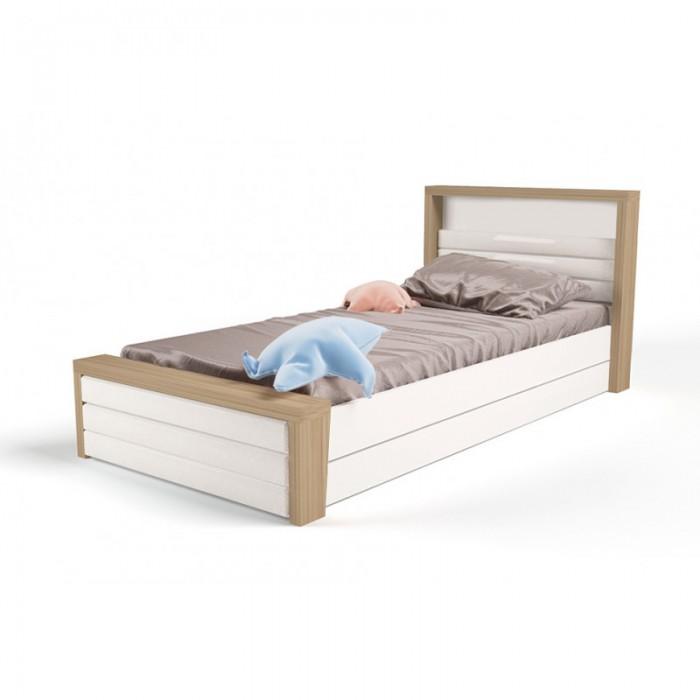 Подростковая кровать ABC-King Mix №4 с мягким изножьем 190x90 см фото
