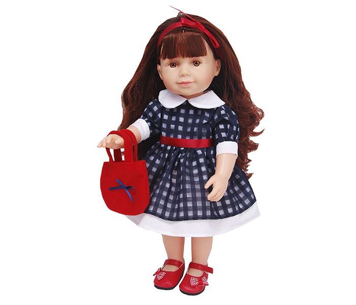 Купить Куклы и одежда для кукол, Lilipups Кукла с аксессуарами озвученная 20 фраз 40 см LVY013
