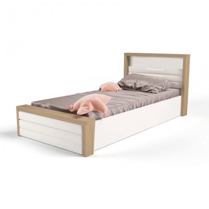 Купить Кровати для подростков, Подростковая кровать ABC-King Mix №6 c подъёмным механизмом и мягким изножьем 160x90 см