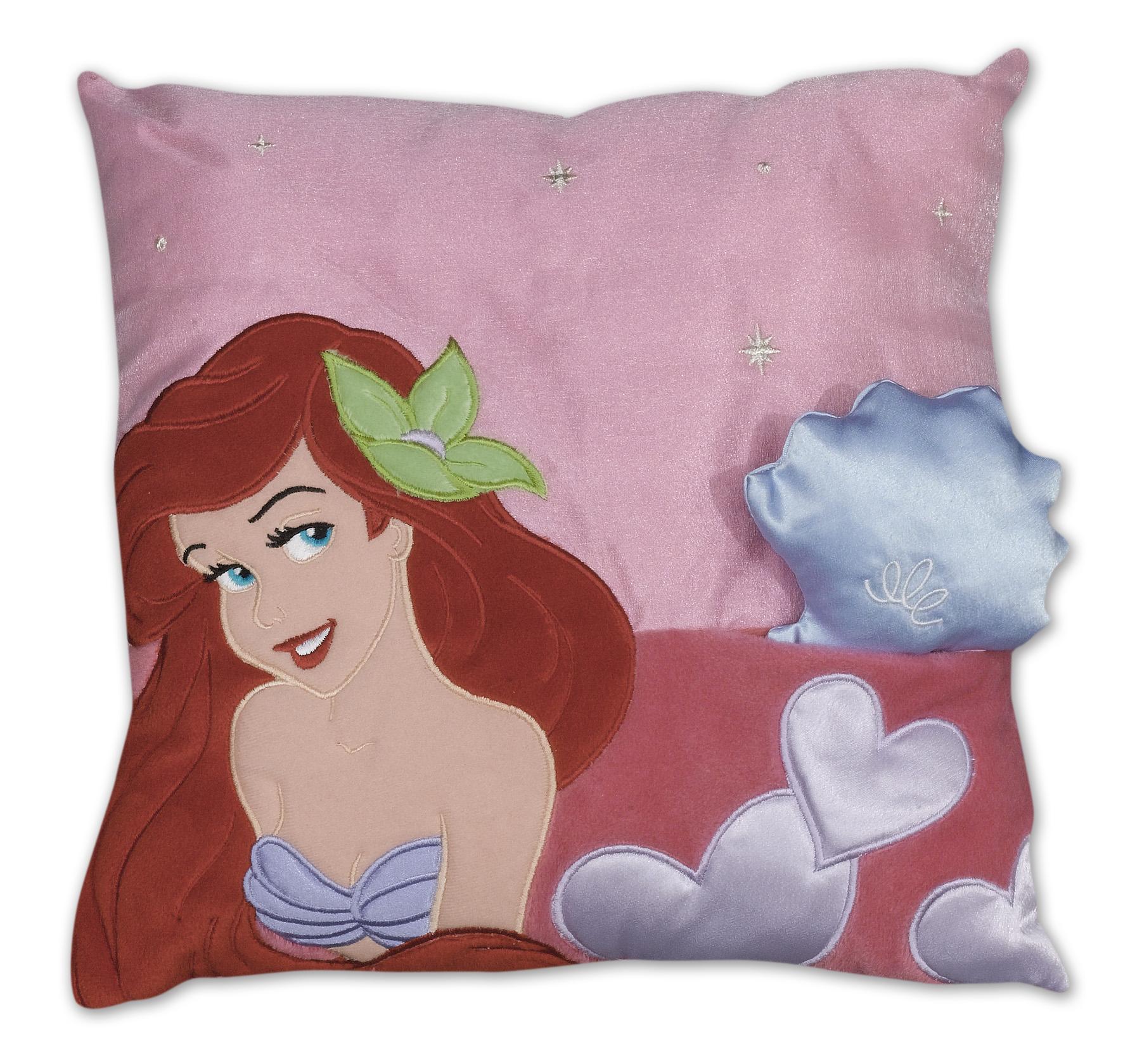 Подушки для малыша Disney Подушка с игрушкой Ариель