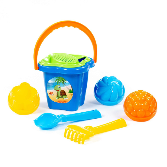 Игрушки для зимы Полесье Набор для игры с песком № 21 полесье набор для песочницы 406