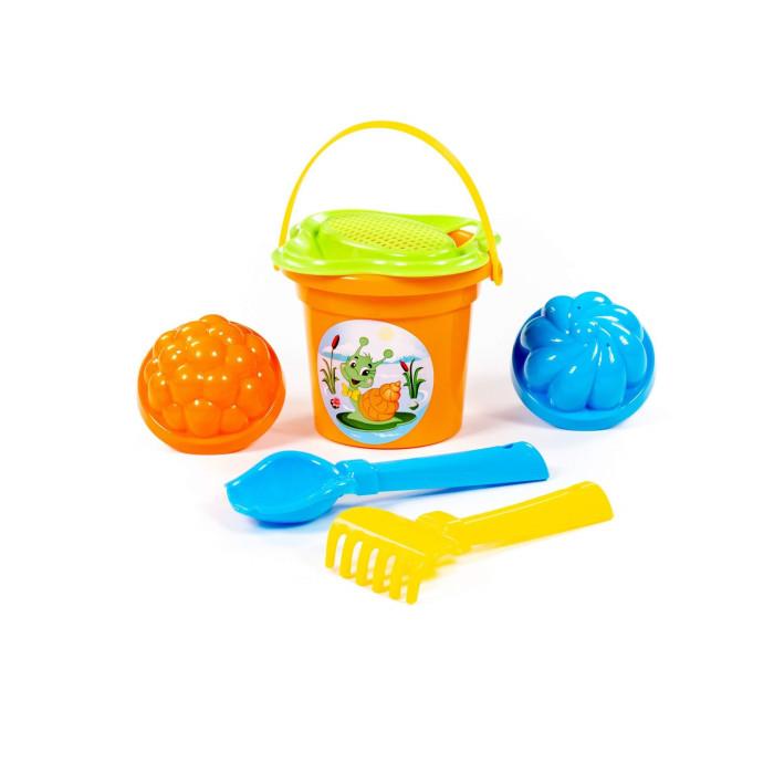 Игрушки для зимы Полесье Набор для игры с песком № 39 полесье набор для песочницы 406