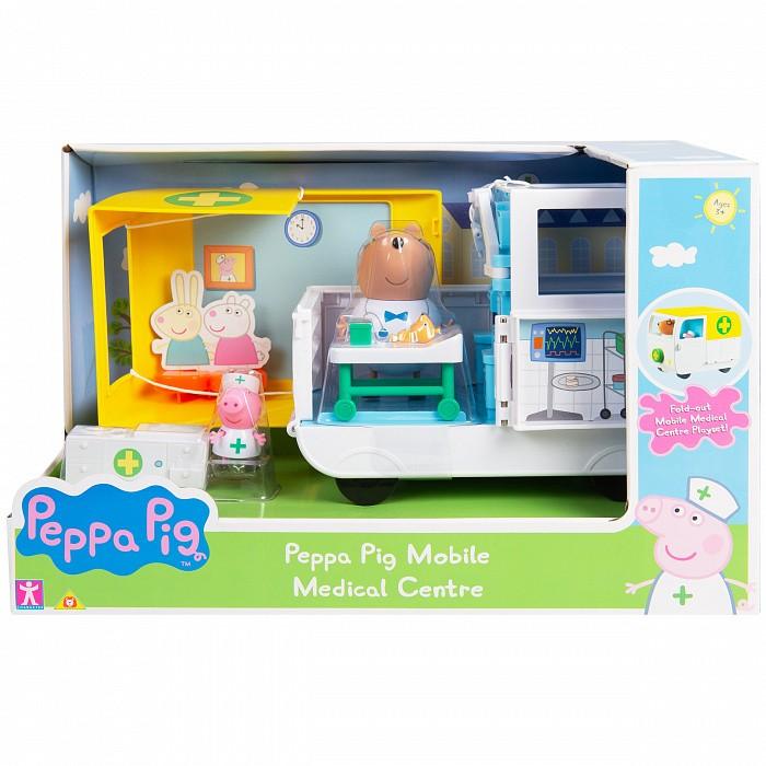 Купить Игровые наборы, Свинка Пеппа (Peppa Pig) Игровой набор Медицинский центр
