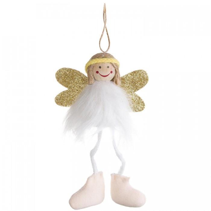 Наборы для творчества Bondibon Ёлочные игрушки своими руками Ангел