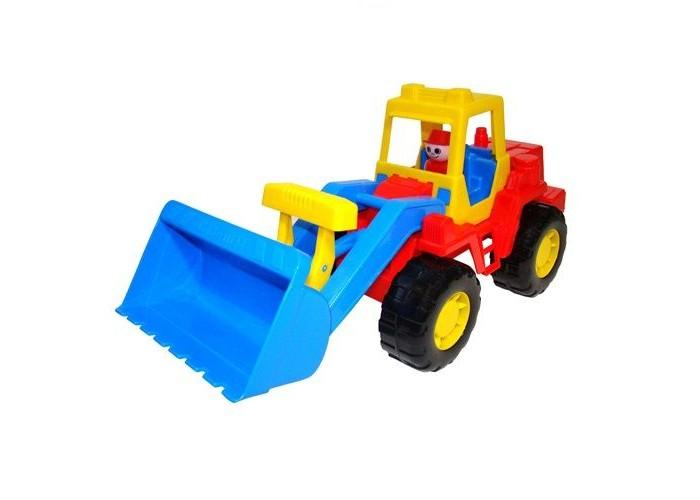 Машины Cavallino Трактор погрузчик Техник на трактор т 40 где кабину
