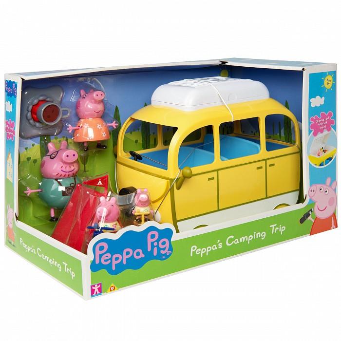 Купить Игровые наборы, Свинка Пеппа (Peppa Pig) Игровой набор Пеппа на пикнике