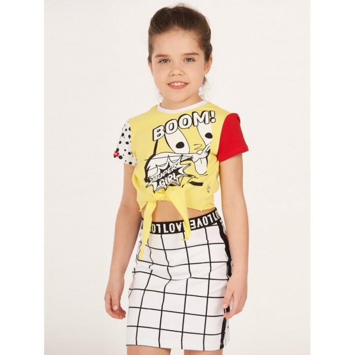 Купить Nota Bene Футболка для девочки Boom в интернет магазине. Цены, фото, описания, характеристики, отзывы, обзоры