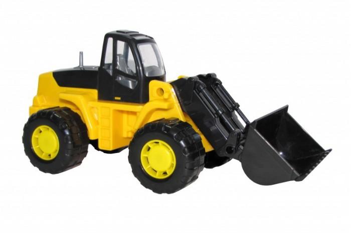 Машины Полесье Трактор погрузчик Умелец полесье полесье игровой набор mammoet volvo автомобиль трейлер и трактор погрузчик