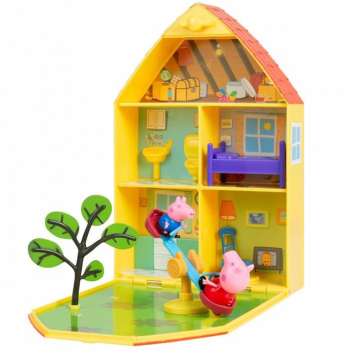 Купить Игровые наборы, Свинка Пеппа (Peppa Pig) Игровой набор Пеппа на даче