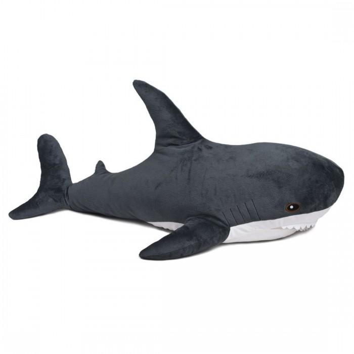 Мягкие игрушки Fancy Акула AKL3 98 см мягкая игрушка fancy акула 98 см