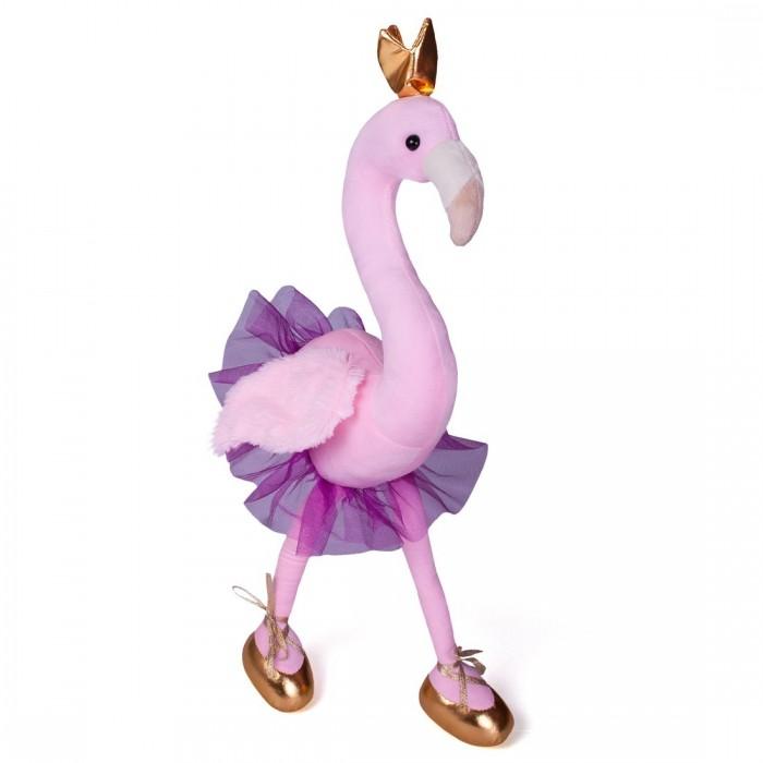 Фото - Мягкие игрушки Fancy Фламинго 28 см мягкие игрушки fancy бегемот с зелёным бантиком