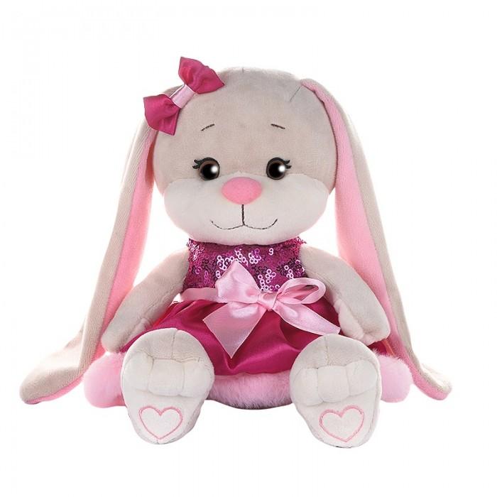 Купить Мягкая игрушка Jack&Lin Зайка в платьице с пайетками и мехом 20 см в интернет магазине. Цены, фото, описания, характеристики, отзывы, обзоры