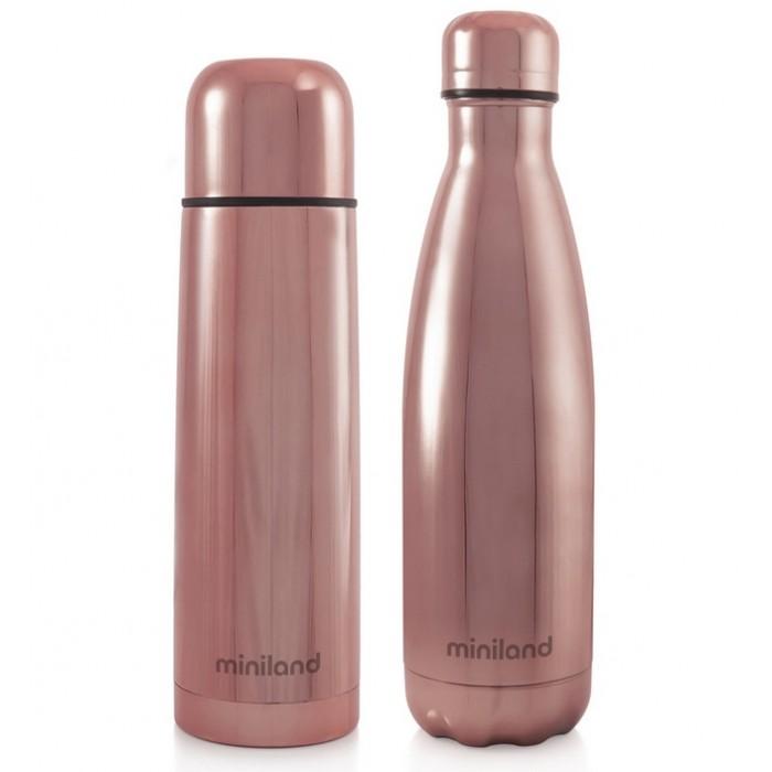Купить Термос Miniland и термобутылка MyBaby&Me 500 мл в интернет магазине. Цены, фото, описания, характеристики, отзывы, обзоры