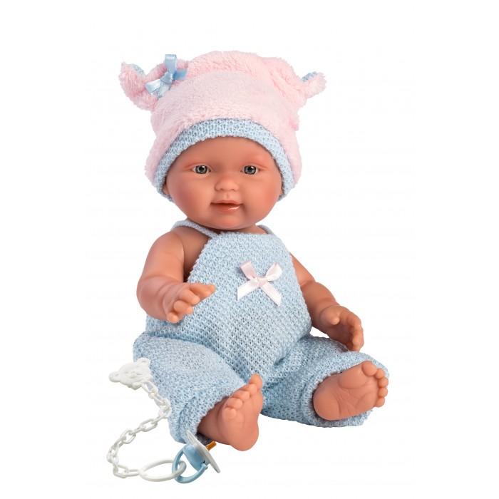 Llorens Кукла в голубом 26 см