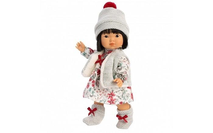 Купить Куклы и одежда для кукол, Llorens Кукла Лу 28 см