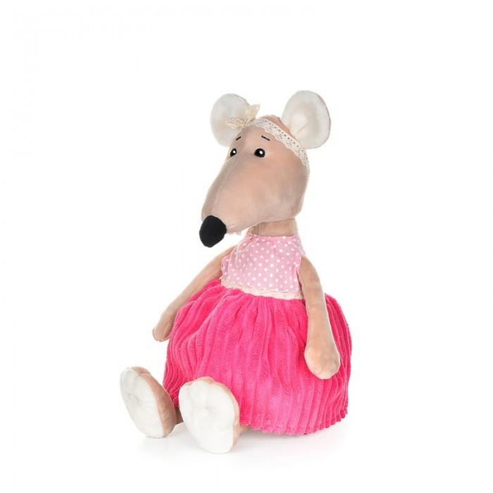 Мягкая игрушка Maxitoys Luxury Крыса Анфиса в платье 21 см