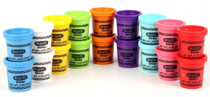 Купить Crayola Тесто для лепки Набор Макси 18 шт.