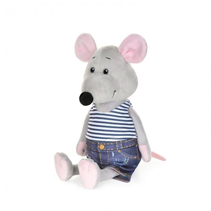 Купить Maxitoys Luxury Мышонок Степа в джинсах 23 см в интернет магазине. Цены, фото, описания, характеристики, отзывы, обзоры