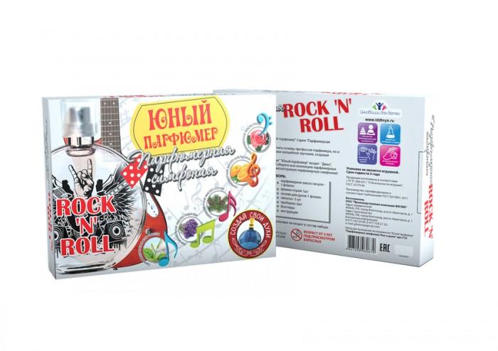 Наборы для творчества Инновации для детей Набор Парфюмерная симфония Рок-н-ролл инновации для детей парфюмерная симфония рок н ролл 719