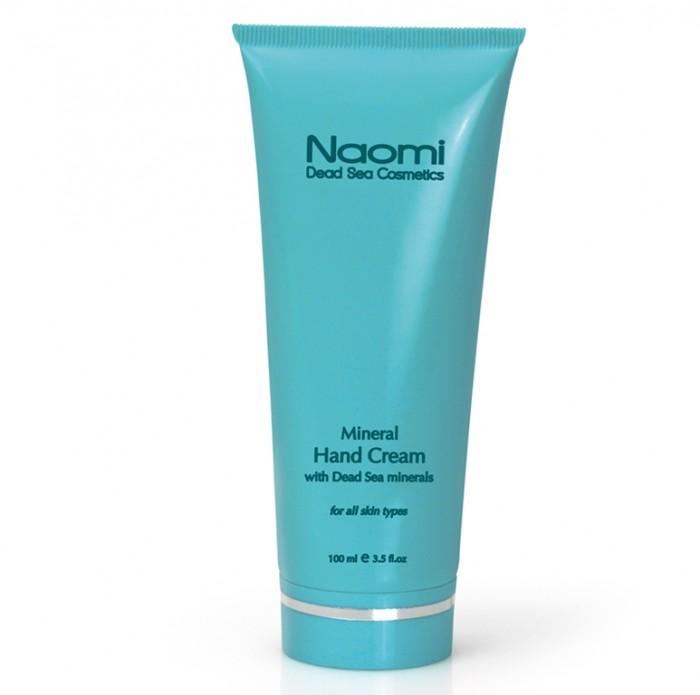 Купить Naomi Крем для рук с минералами Мертвого моря для всех типов кожи 100 мл в интернет магазине. Цены, фото, описания, характеристики, отзывы, обзоры