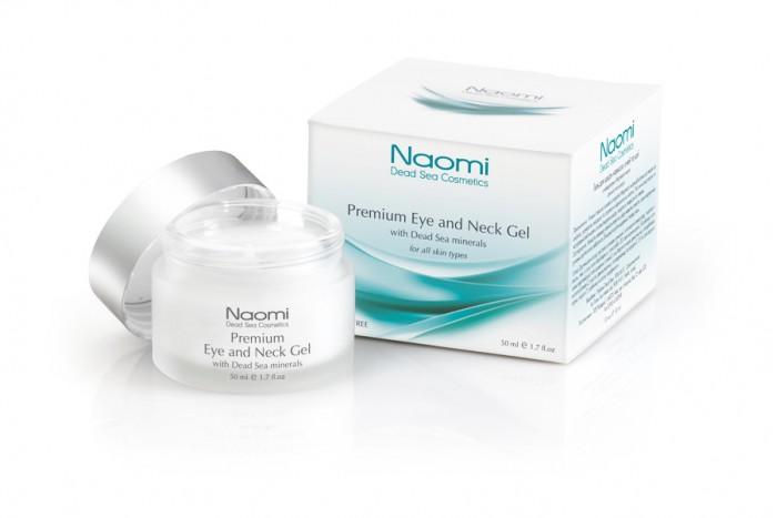 Купить Naomi Гель для кожи вокруг глаз и шеи с минералами Мертвого моря 50 мл в интернет магазине. Цены, фото, описания, характеристики, отзывы, обзоры