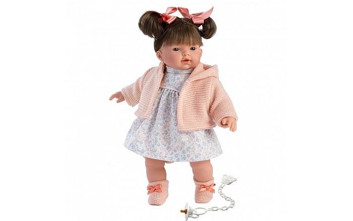 Купить Куклы и одежда для кукол, Llorens Кукла Рита 33 см со звуком