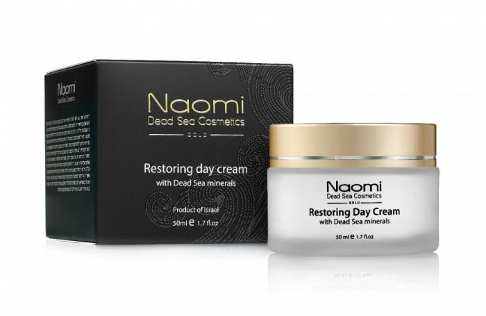 Naomi Восстанавливающий дневной крем с минералами Мертвого моря 50 мл фото