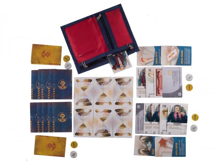 Купить Настольные игры, Стиль жизни Настольная игра Бумажник