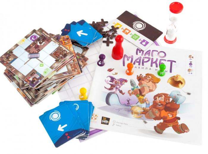 Купить Настольные игры, Стиль жизни Настольная игра МагоМаркет