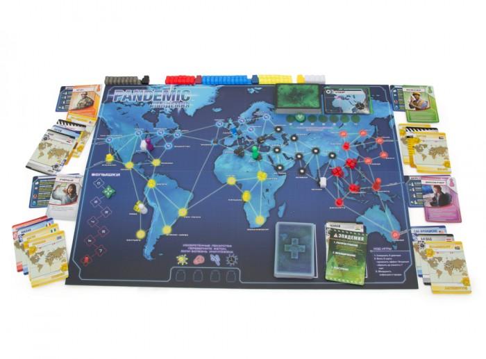 Купить Настольные игры, Стиль жизни Настольная игра Пандемия
